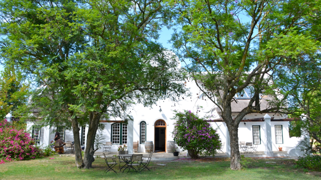 Jacaranda Wine Estate