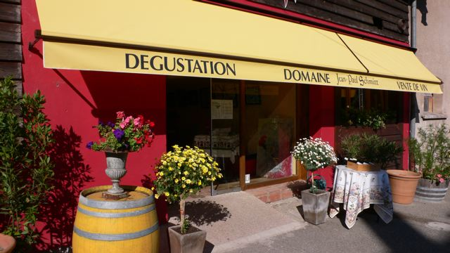 Magasin Domaine Jean-Paul Schmitt